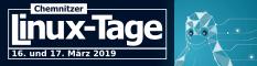Chemnitzer Linux-Tage am 10./11.03.2018